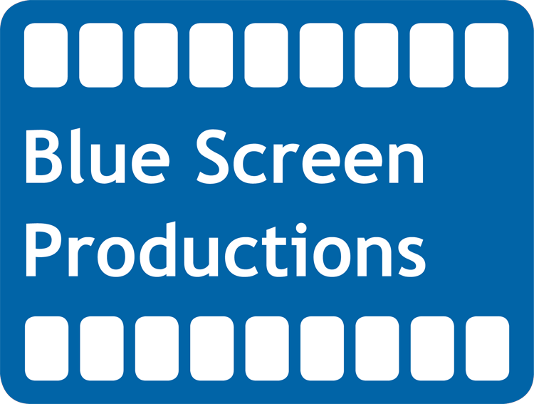 Logo BlueScreen PRODUCTIONS